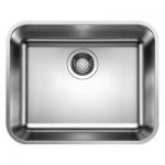 Кухонная мойка Blanco Supra 500-U 518205 серебристый