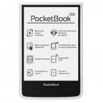 Электронная книга PocketBookUltra 650, White