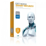 Антивирус ESET NOD32 Smart Security Platinum Edition - лицензия на 2 года на 3ПК