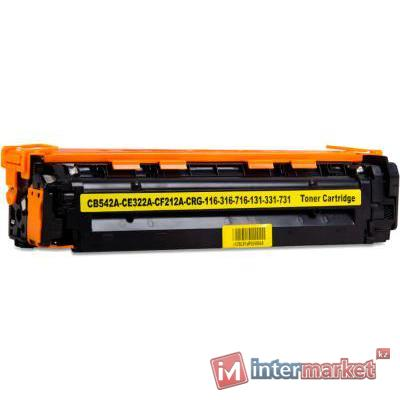 Картриджи Colorfix CB542A/CE322A/CF212A цветной