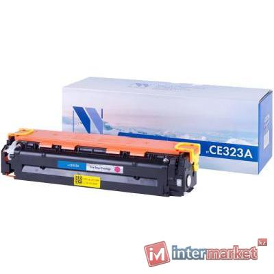 Картридж, Europrint, EPC-323A (CE323A), Пурпурный, Для принтеров HP Color LaserJet Pro CP1525/CM1415, 1300 страниц.