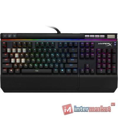 Клавиатура игровая HyperX Alloy FPS Elite HX-KB2BL2-RU/R1 черный Blue