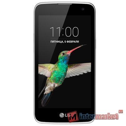 Смартфон LG K4 LTE (black blue)