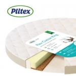 Матрац детский Plitex Flex Cotton Ring ФК-02/2 74x74