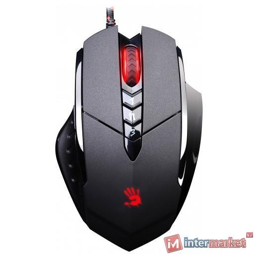 Мышь A4Tech Bloody V7, Black USB