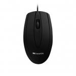 Мышка CANYON CNE CMS1 DPI 800/1600 черный