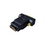 Переходник SHIP SH6047-P, HDMI на DVI 24+5