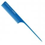 """Расчёска """"KIEPE 563"""" пластмассовый хвостик, с антибактериальным покрытием"""