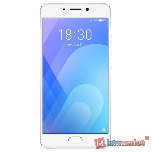 Смартфон Meizu M6 Note 16GB Silver-White