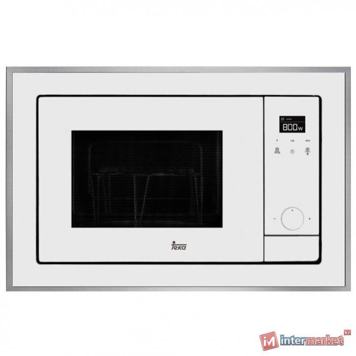 Микроволновая печь встраиваемая Teka ML 820 BIS White SS