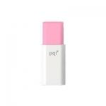 USB Флеш 4GB 2.0 PQI 6176-004GR2001 белый розовый