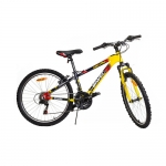 Велосипед подростковый Biwec Conty Pro 24 жёлто-чёрный