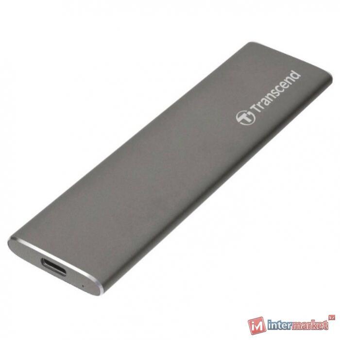 Внешний SSD Transcend ESD250C 960 ГБ